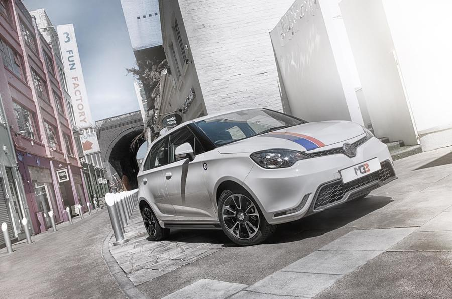 MG 3 to cost from £8,399