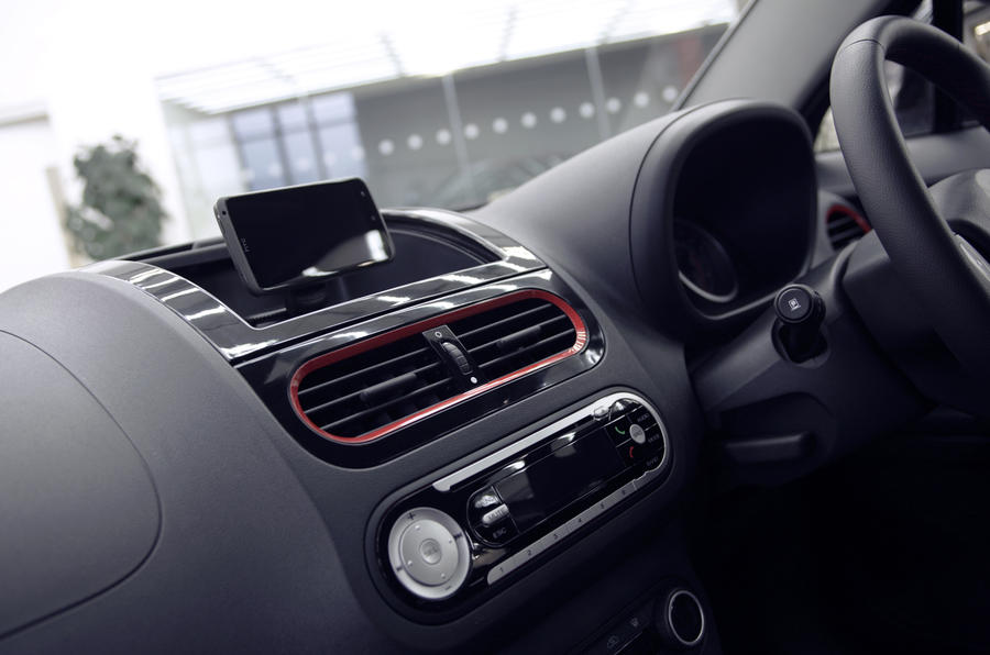 MG 3 gets 'honest' cabin