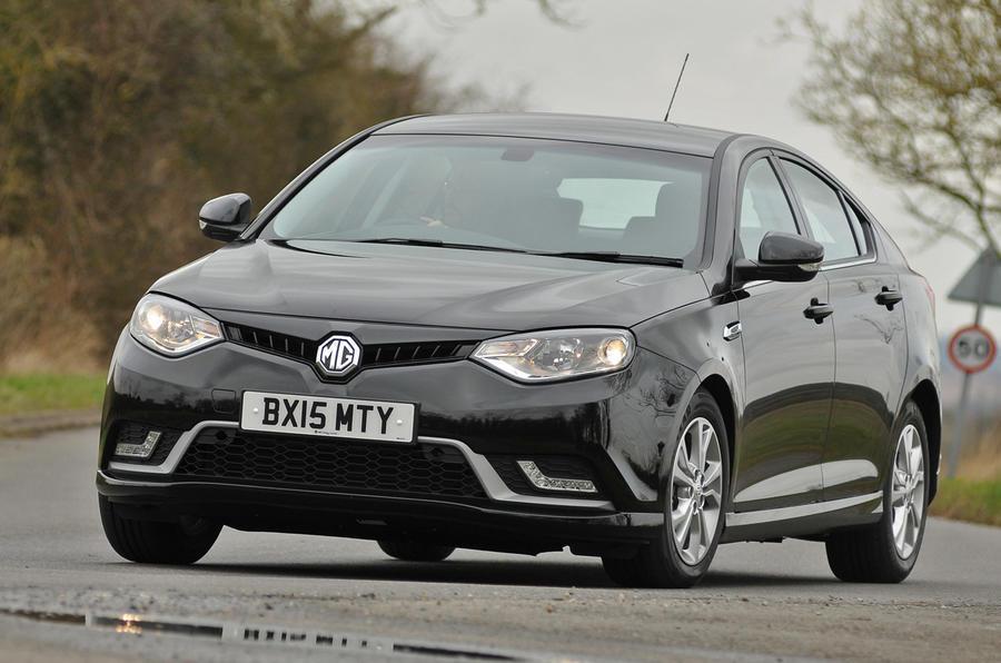 MG 6 2014-2016 Review (2017) | Autocar