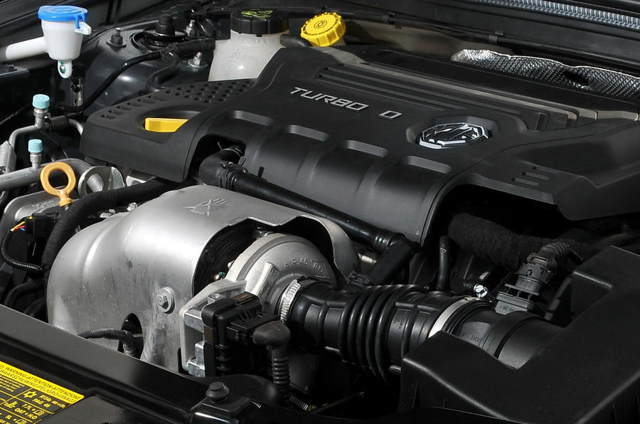 MG 6 1.8-litre petrol engine