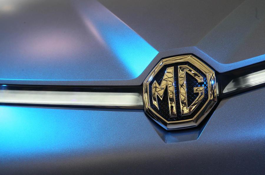 New MG 5 - full details