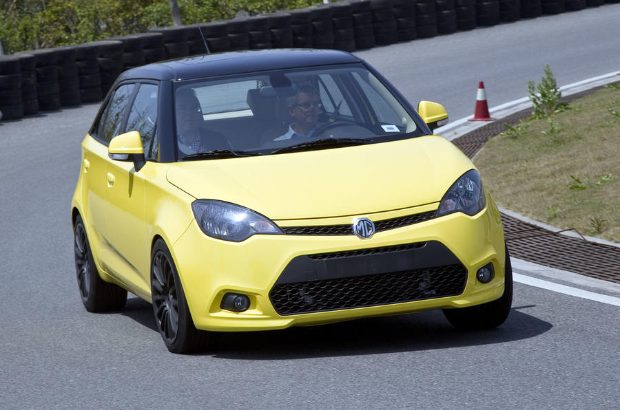 GM tie-up 'will help MG'