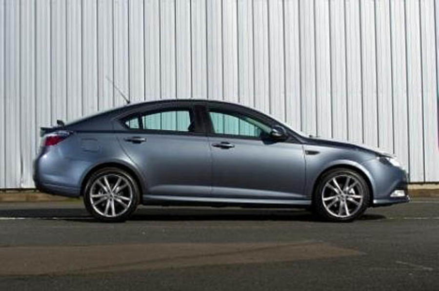 MG6 gets UK launch