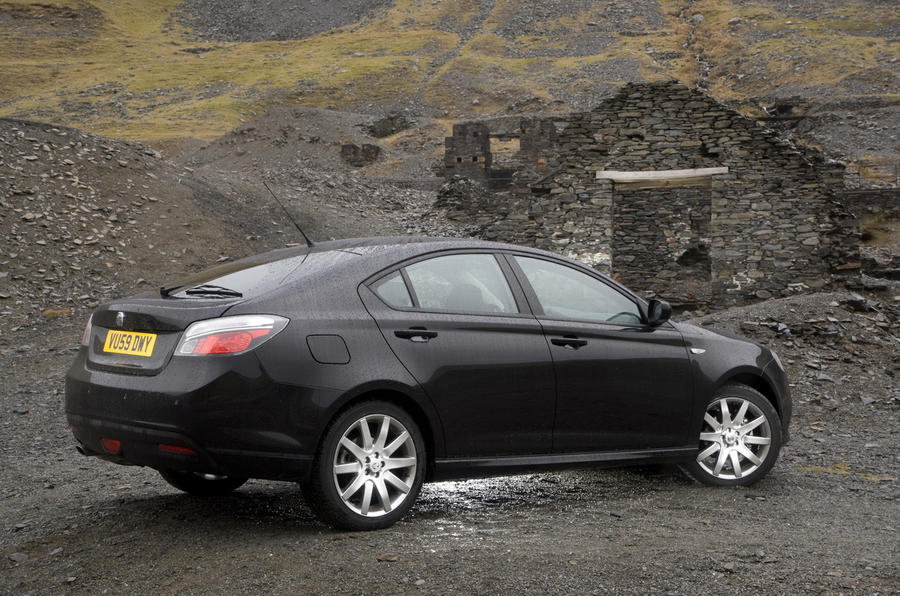 MG6 confirmed for 2011 launch