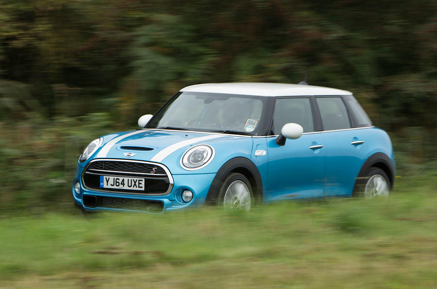 3.5 star Mini Cooper SD