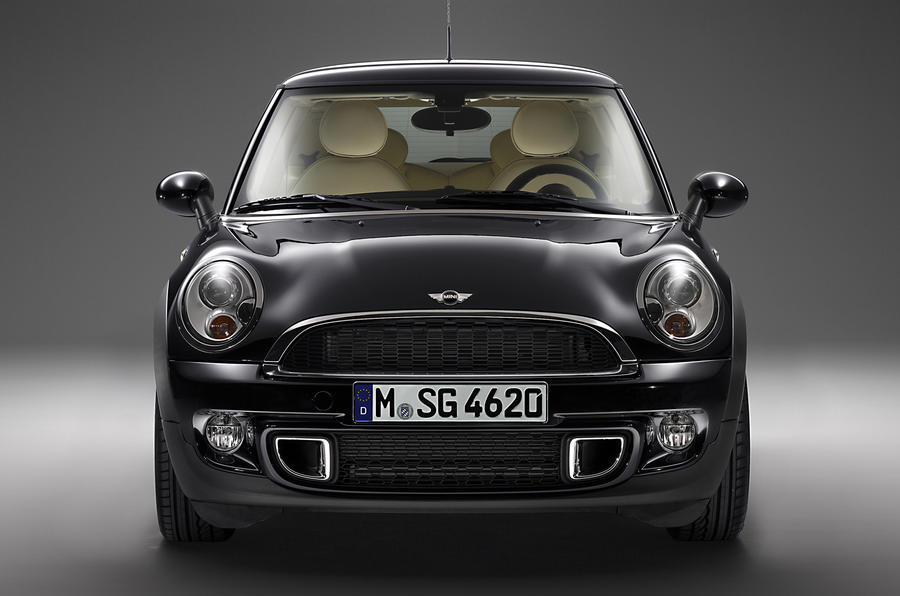 Mini Goodwood priced at £41k