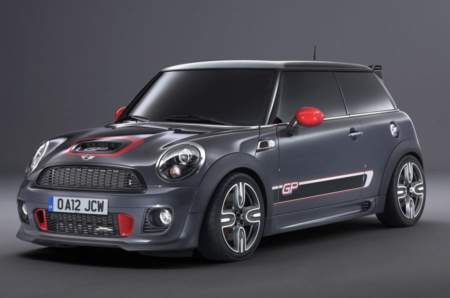 Fastest ever Mini revealed
