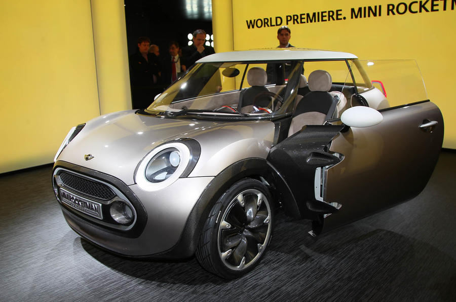 'Mini' Mini set for production
