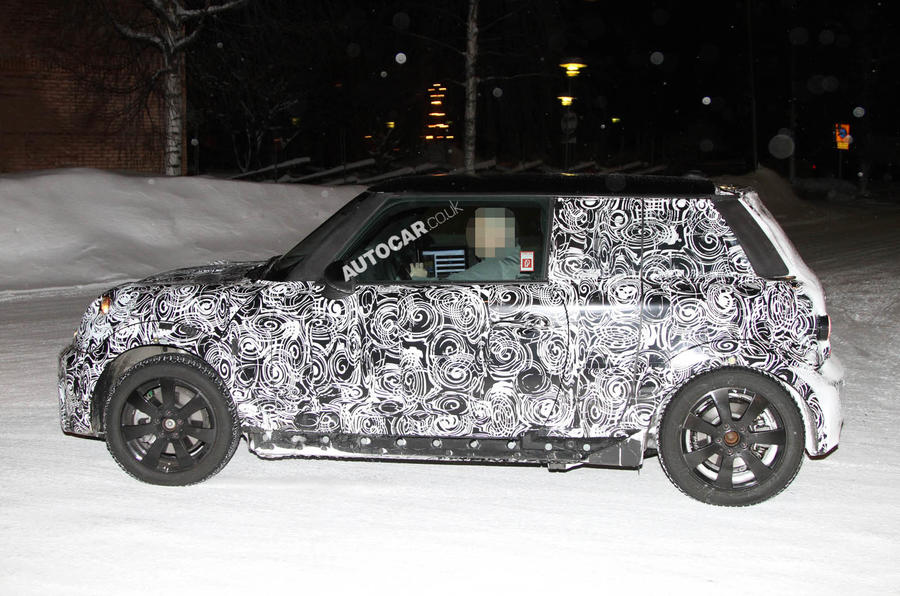 New Mini Cooper - latest pics