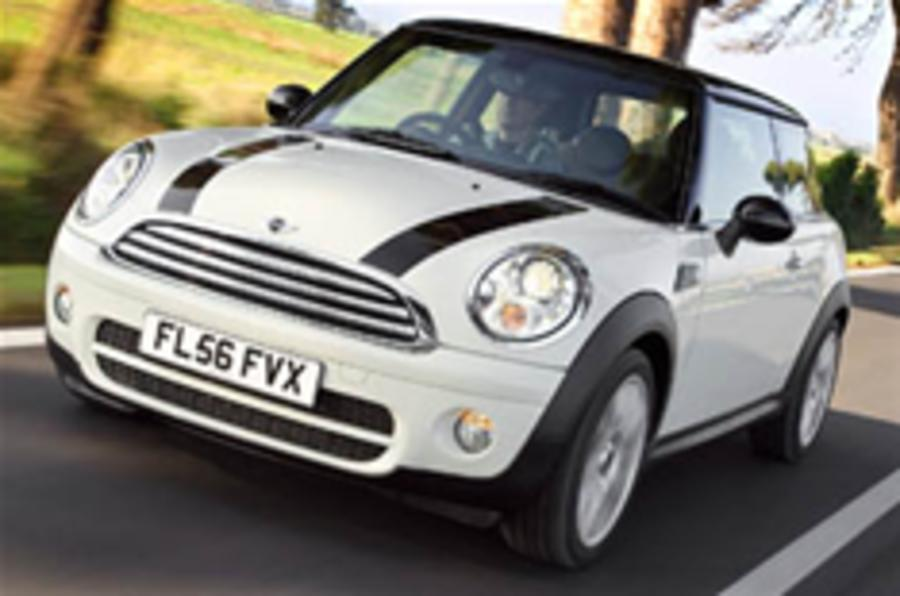 Mini adds Cooper diesel to the mix
