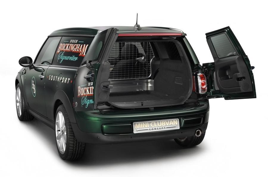 Mini Clubvan will be built