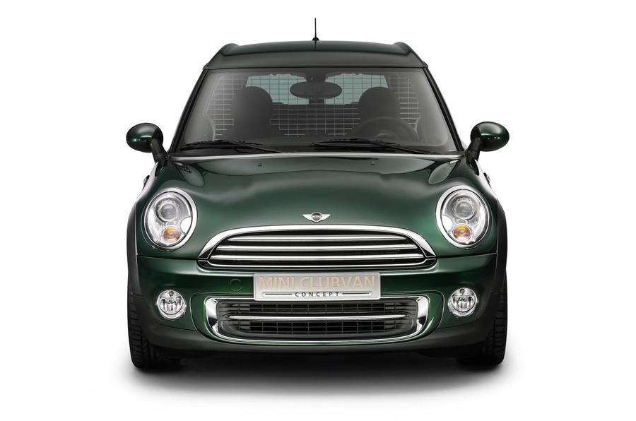 Geneva motor show: Mini Clubvan