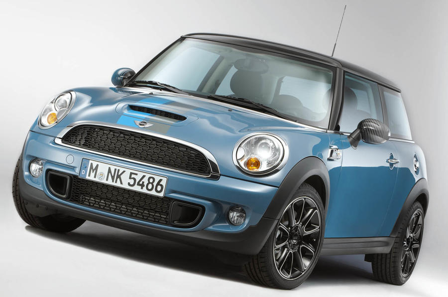 Special-edition Minis unveiled