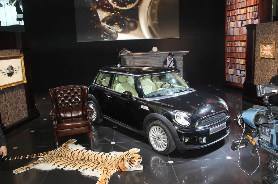 Shanghai motor show report & pics