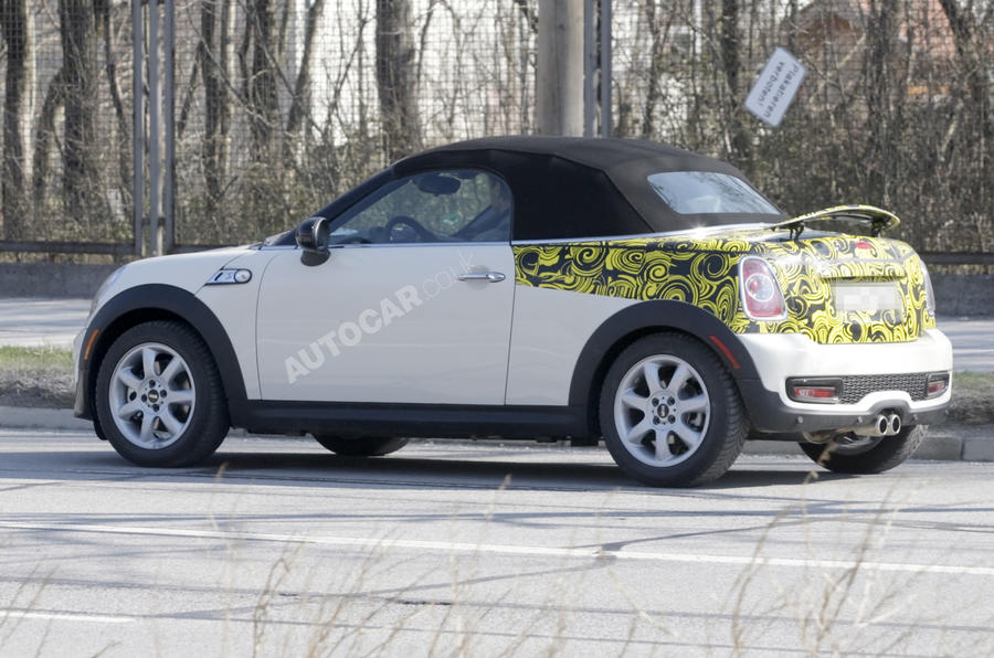 Mini Roadster - first pics