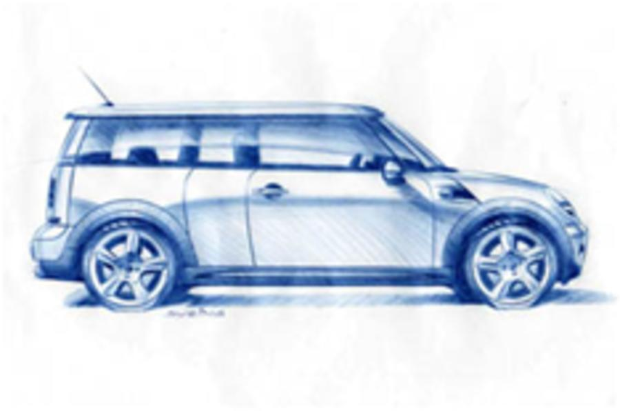 Mini Clubman: first official pictures