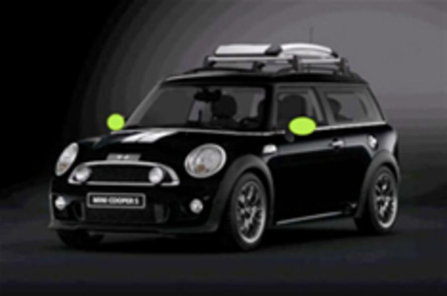 Mini launches 'Rally Edition' in US