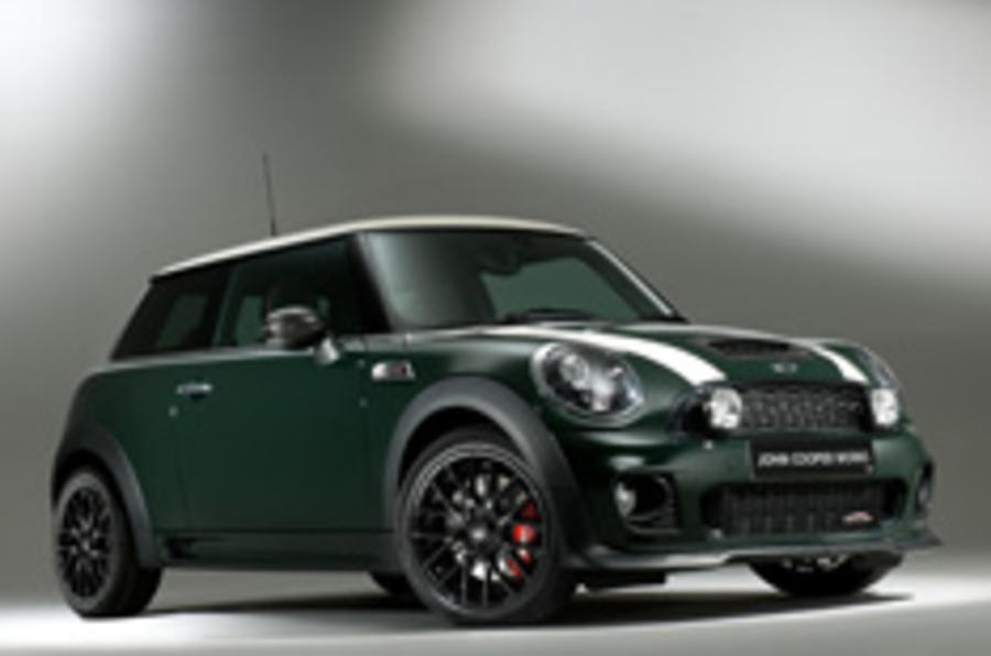 Mini launches anniversary models