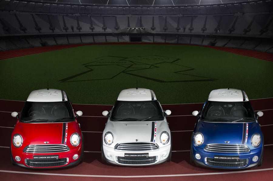 Mini's London specials revealed