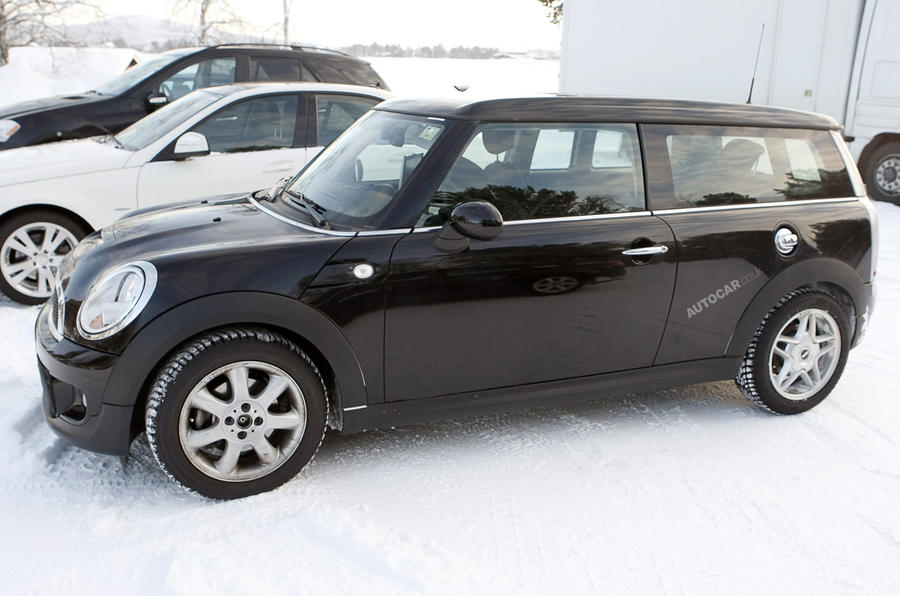 Geneva motor show: Hot Mini Clubman