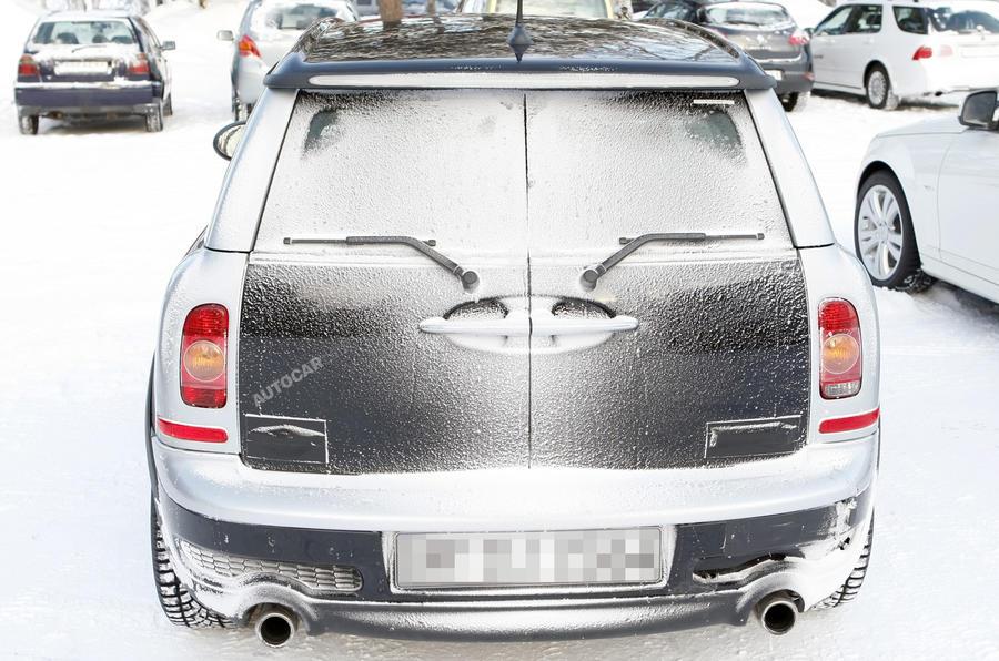 Geneva motor show: Hot Mini Clubman