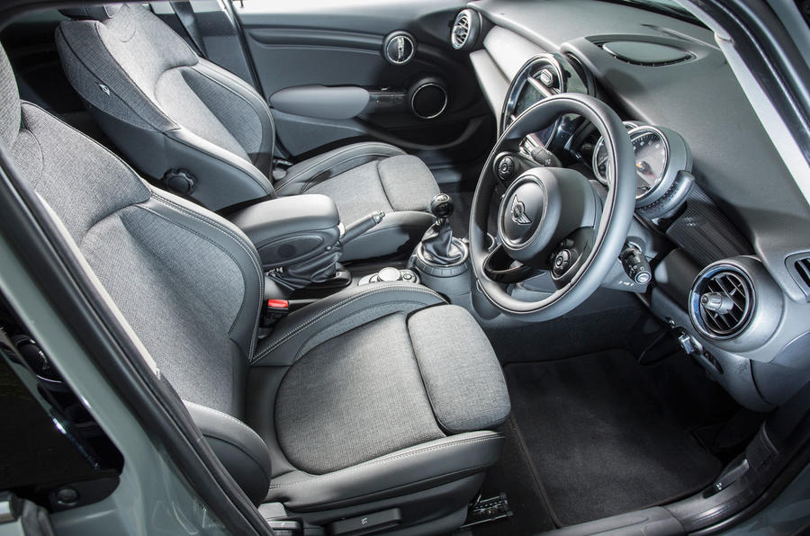 Mini Cooper D five-door UK first drive review & Mini Cooper D five-door UK first drive