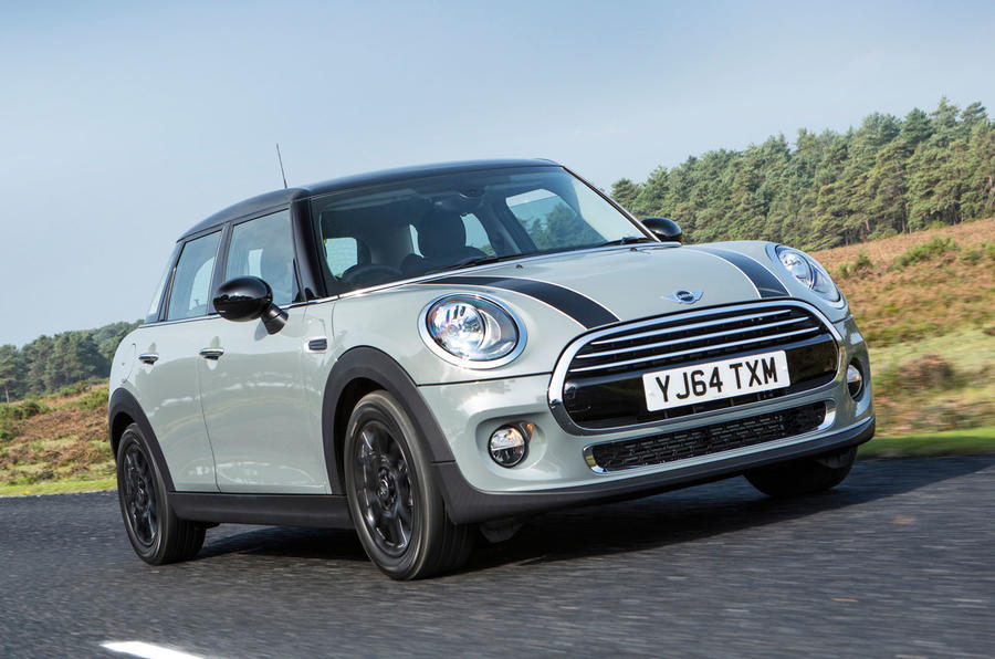 Mini Cooper D Five Door Uk First Drive