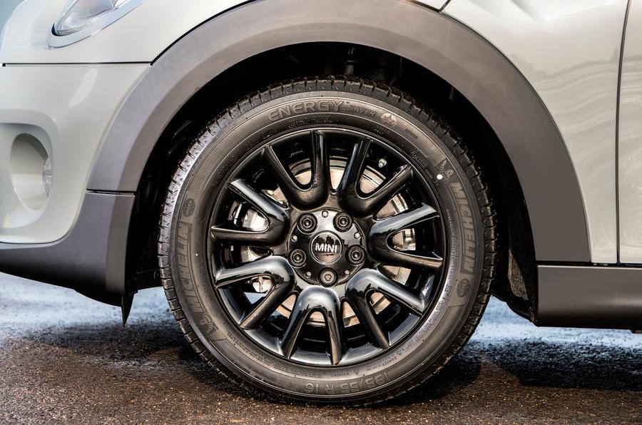 Mini Cooper D five-door UK first drive review