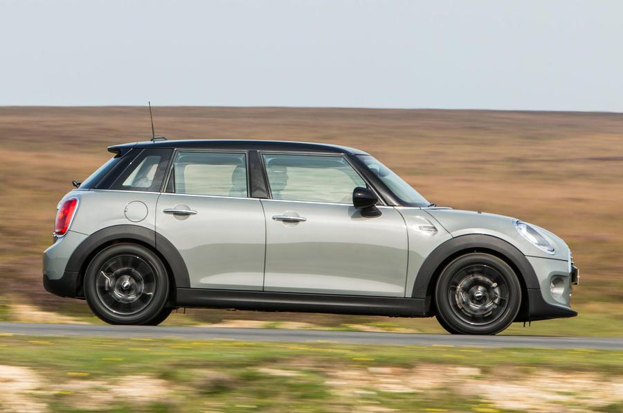 £14,350 Mini Cooper D