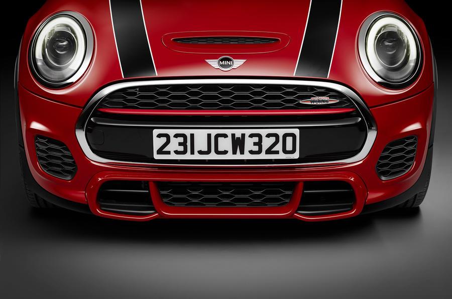 New Mini Cooper S John Cooper Works unveiled
