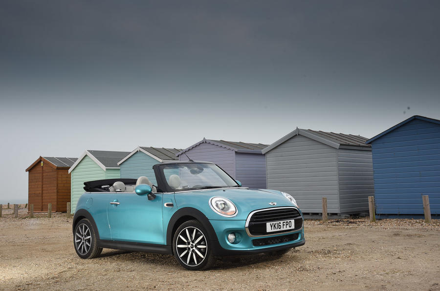 4.5 star Mini Convertible