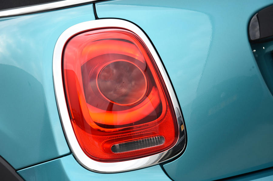 Mini Convertible LED tailights