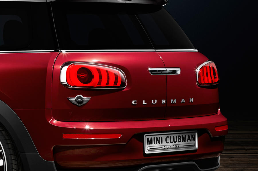 New Mini Clubman previewed in concept form