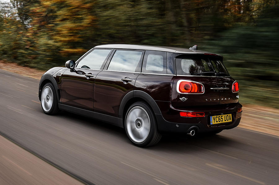 mini clubman review 2017 autocar. Black Bedroom Furniture Sets. Home Design Ideas