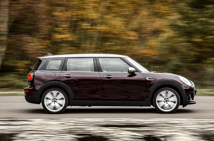The Clubman handles less like a Mini and more how people would like