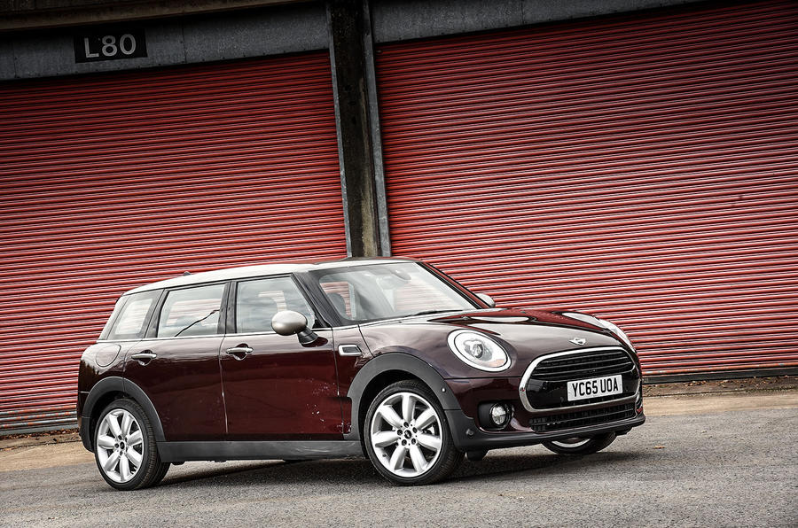 The more respectable and grown-up Mini Clubman