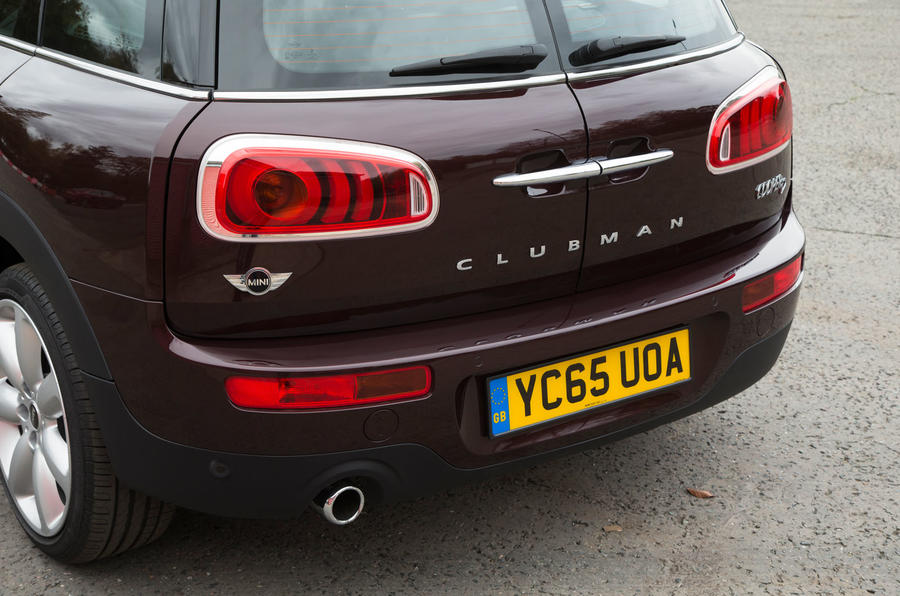 The Mini Clubman's boot doors date back to the Austin Seven Countryman