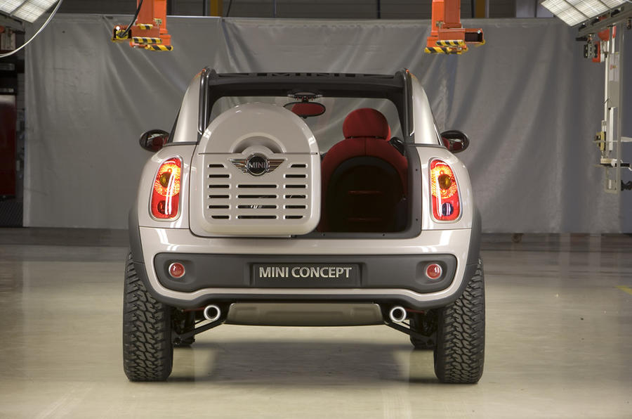 Mini to bring back the Moke