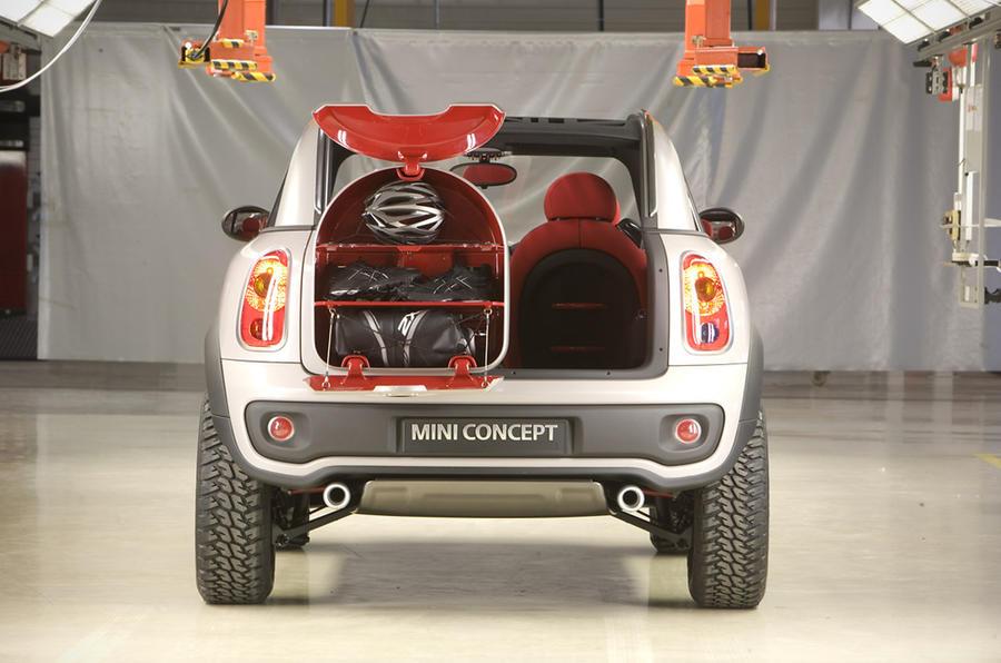 Mini to bring back the Moke