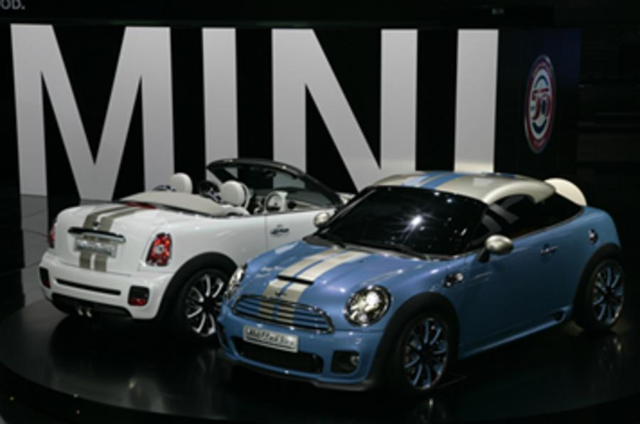 Mini to settle on six models