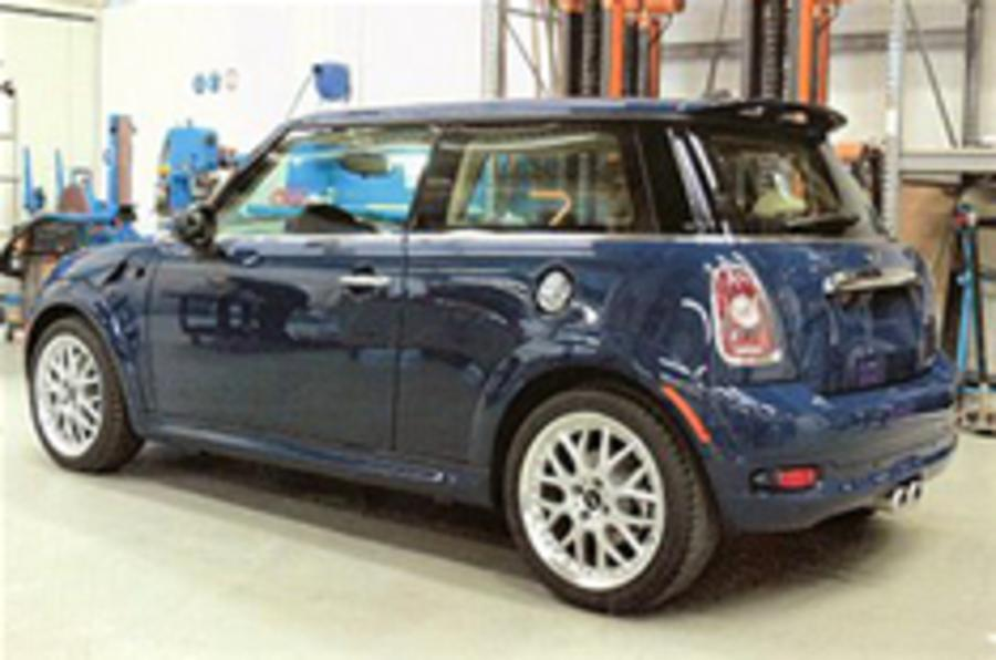 Mini by Rolls-Royce confirmed
