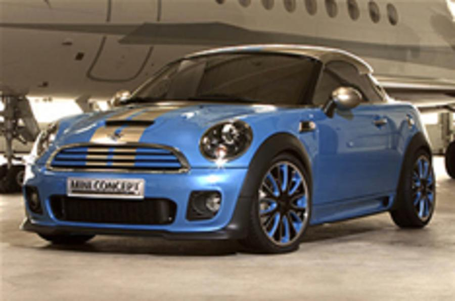 New Minis to be built in Oxford