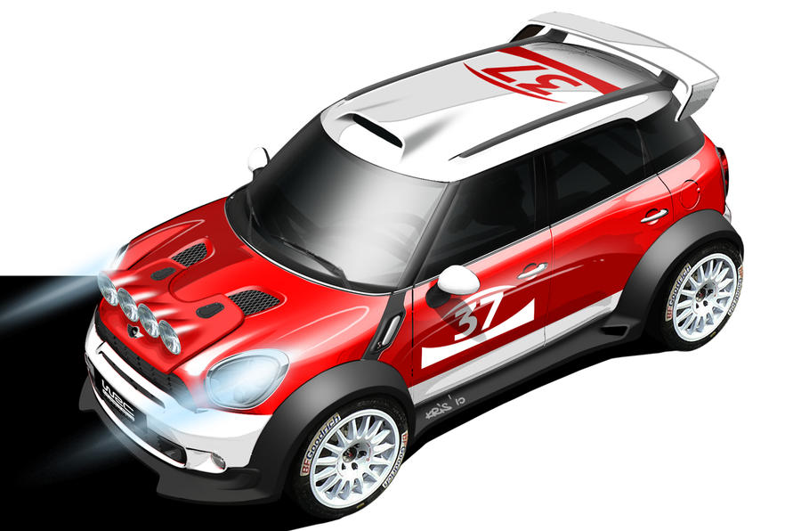 Mini signs Kris Meeke for WRC