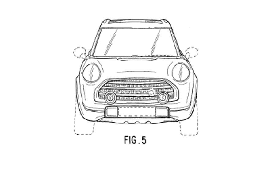 Mini 4x4 patent images leak out