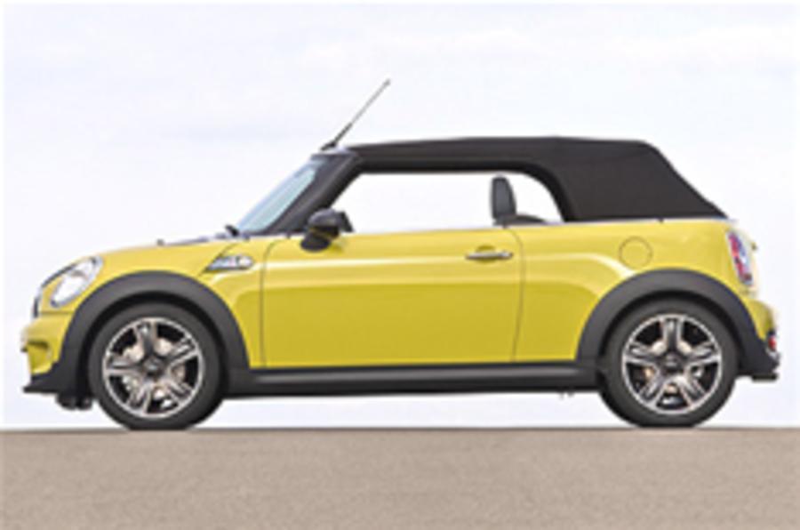 New Mini Cabrio Autocar