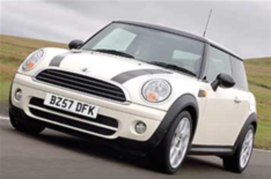 Mini tops depreciation list