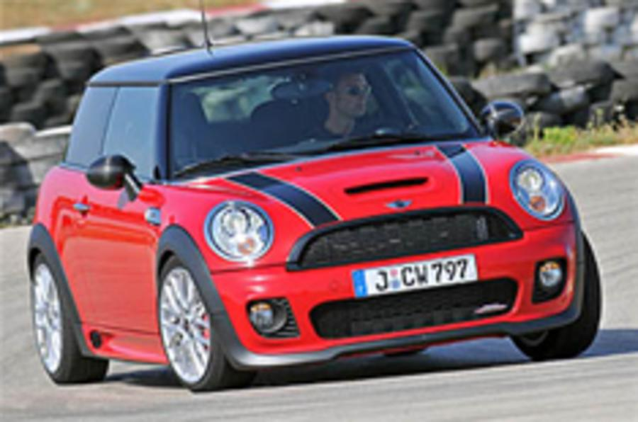 Mini makes its 1.5 millionth car