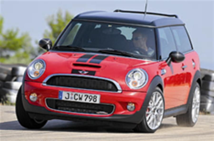 Mini plans hot diesels