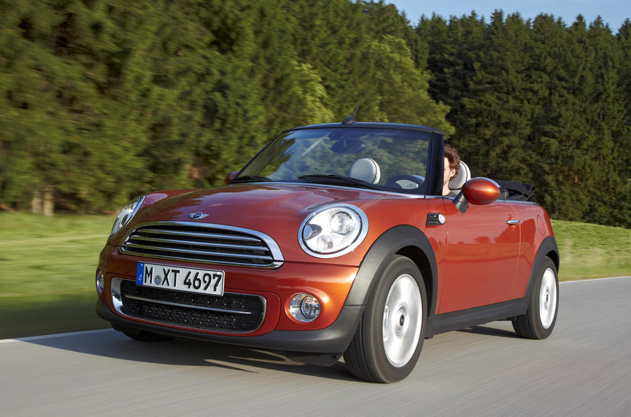 Mini 'don't need diesel hybrids'