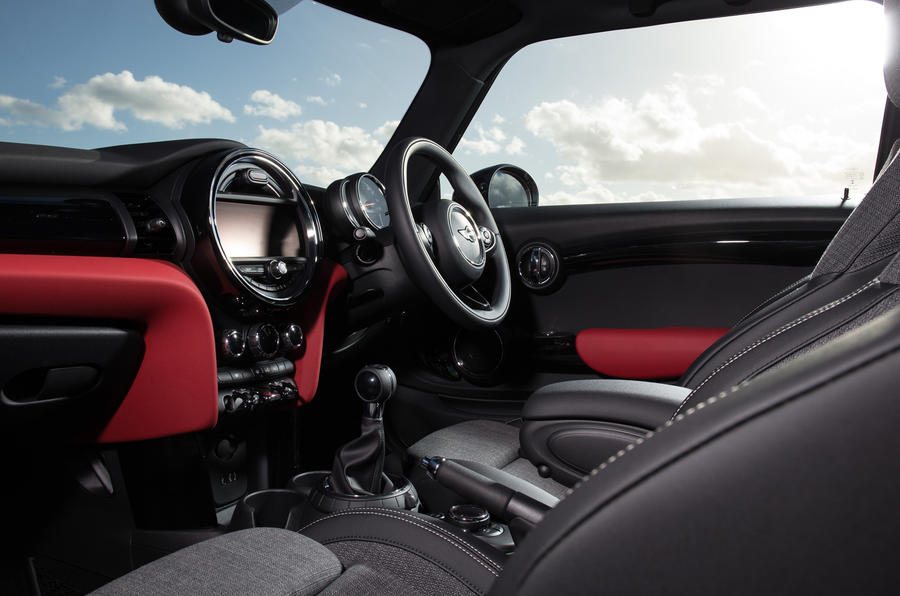 2014 Mini Cooper UK first drive review